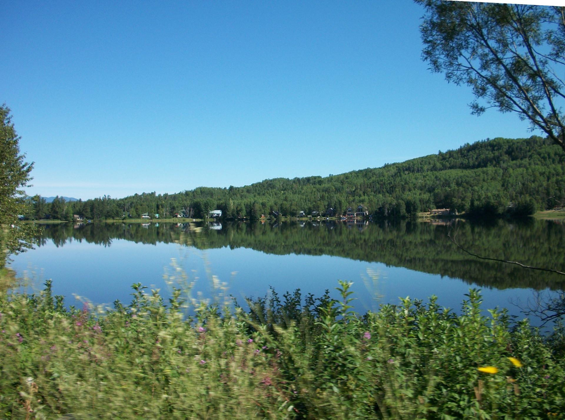 Josée Desrosiers Lac Brûlé Chertsey
