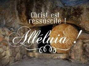 Christ ressuscite