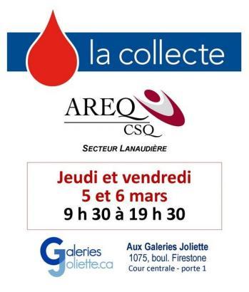 Collecte de sang 2021