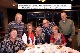 Equipe de Nicole Bélanger