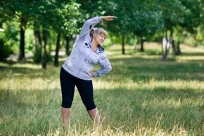 Exercice exterieur