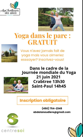 Yoga parc